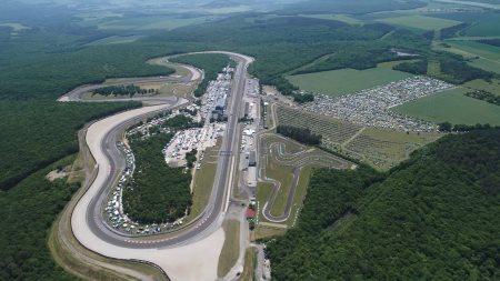 Les Foulees du Circuit Dijon Prenois
