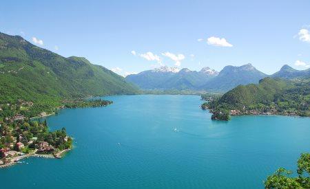 Marathon et 10 km du Lac d'Annecy