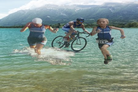 Triathlon de Grignon/albertville