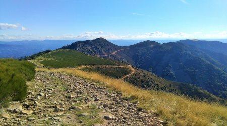 Trail Beaume Drobie